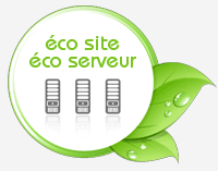 Logo Eco Site de STUDIO VITAMINE
