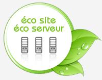 Logo Eco Site de STUDIO VITAMINE